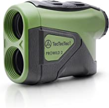 TecTecTec ProWild 2 High Accuracy - Laser Rangefinder for Hunting with Scan and Normal Measurements
