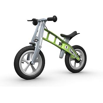 FirstBIKE - Bicicleta de Equilibrio con Freno, Modelo Street ...