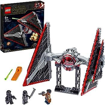 LEGO 75272 Star Wars Sith TIE Fighter Bauset, Serie Der Aufstieg Skywalkers
