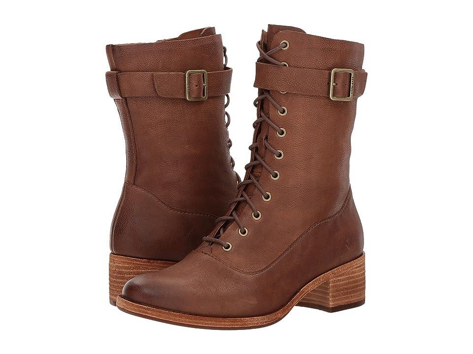 Kork-Ease Mona (Brown Full Grain Leather) Women