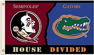uf fsu house divided flag