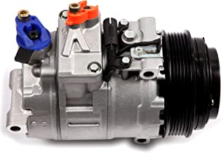 SCITOO Compatible with A/C Compressor and Clutch CO 105111C Fits Mercedes Benz Chrysler Dodge Models