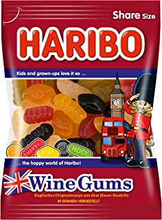 Haribo Wine Gums 200 g