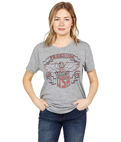 Chaser Freedom Eagle Tri-Blend Jersey Everybody Tee