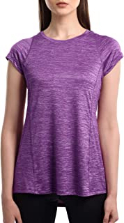 SPECIALMAGIC Women's Tshirt Ultimate Short-Sleeve Workout Running Yoga Fitness Sports T-Shirts