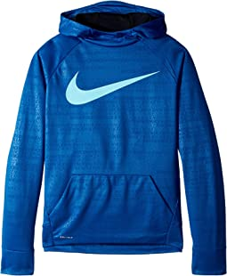 Therma Pullover Training Hoodie (Little Kids/Big Kids)