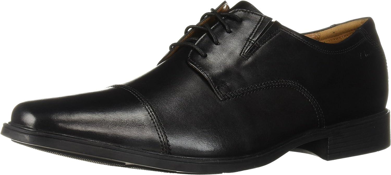Clarks Tilden Cap Oxford Schuh