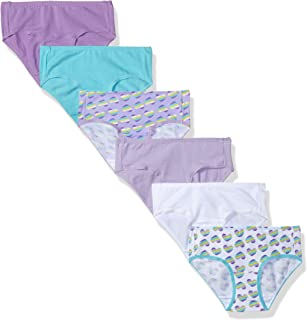 Girls' Breathable Underwear Multipack