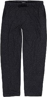 ADAMO Leon Series Long Men's Leisure Trousers Black Mottled Large Sizes 2XL - 12XL