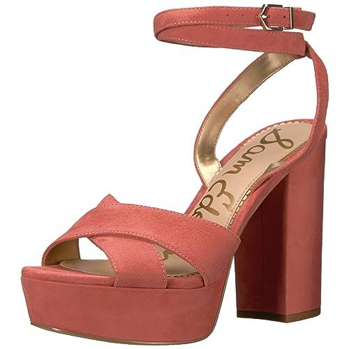 bdfcfe31bdc15 Sam Edelman Women s Mara Heeled Sandal
