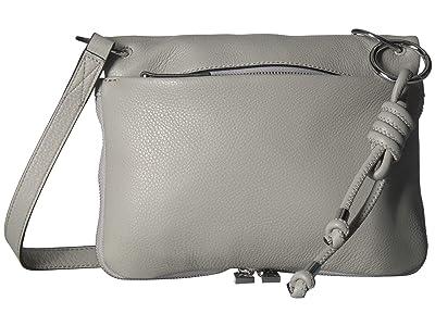 Vince Camuto Lake Large Crossbody (Full Steam) Cross Body Handbags