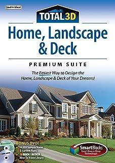 Total 3D Home, Landscape and Deck Premium Suite 12 [Download]