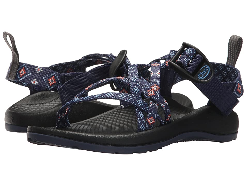 cf5daf72282b Chaco Kids ZX 1 Ecotread (Toddler Little Kid Big Kid) (Wink Blue) Girl s  Shoes