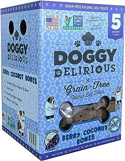 Wet Noses Doggy Delirious Berry Bones, 5lbs