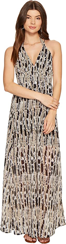 Willow Printed Maxi Dress