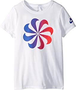 Nike Kids - Sportswear Pinwheel T-Shirt (Little Kids/Big Kids)
