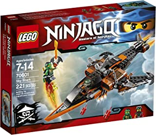 Best lego ninjago sky shark Reviews
