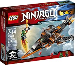 Best lego ninjago sky shark set Reviews