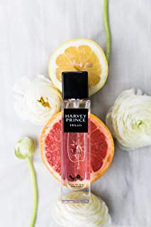 Harvey Prince Organics Hello 1.7oz Perfume 50ml (50ml) Organic Long Lasting Fragrance with All Natural Ingredients