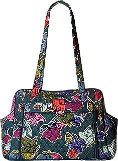 Vera Bradley Women's Stroll Around Baby Bag Falling Flowers One Size