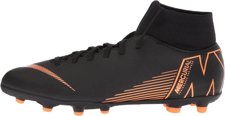 Nike Unisex-Erwachsene Superfly 6 Club Club Club Fg Mg Fußballschuhe schwarz Total Orange  bec8a8