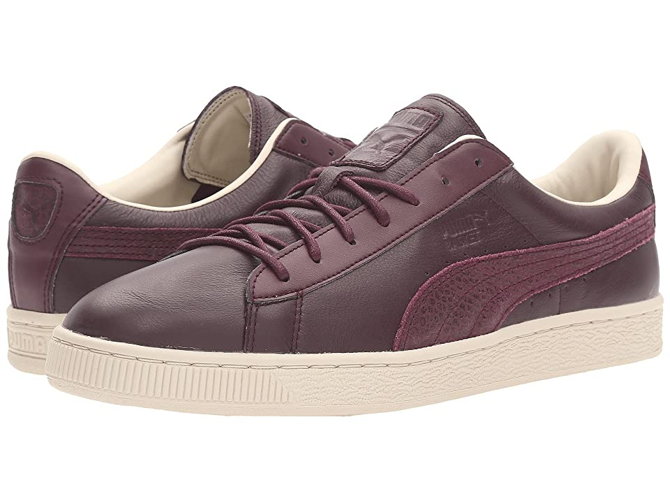 PUMA Basket Classic Citi (Winetasting) Men
