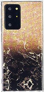 Miagon Marble Case for Samsung Galaxy Note 20 Ultra,Slim Thin Glossy Soft TPU Rubber Gel Cute Women Girls Man Phone Case C...