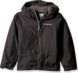 Columbia Boys' Toddler Rain-Zilla Jacket