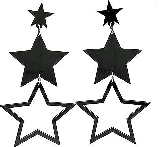 Best big star earrings Reviews