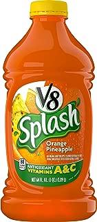 V8 Splash Orange Pineapple, 64 oz. Bottle