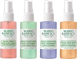 Mario Badescu The Mini Mist Facial Spray Collection