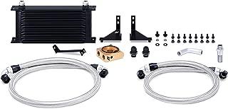 Mishimoto MMOC-FIST-14TBK Ford Fiesta ST Oil Cooler Kit, 2014+, Black Thermostatic