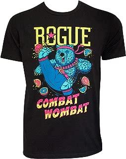 Rogue Ale Men's Combat Wombat Tee Shirt