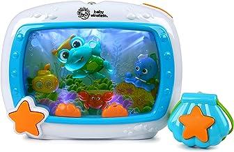 Baby Einstein Sea Dreams Soother Musical Crib Toy and Sound Machine, Newborns Plus