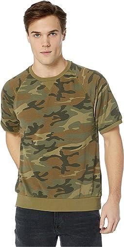 Co-Ed Short Sleeve Sweatshirt