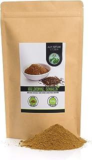 Comino molido, comino en polvo 100% natural, semillas de comino molidas naturalmente sin aditivos, vegano (500 GR)