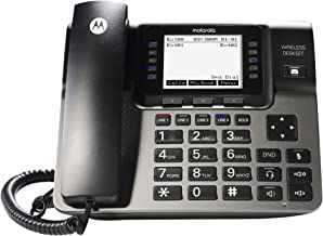 $80 » Motorola ML1100 DECT 6.0 Expandable 4-line Business Phone System with Voicemail, Digital Receptionist and Music on Hold, B...