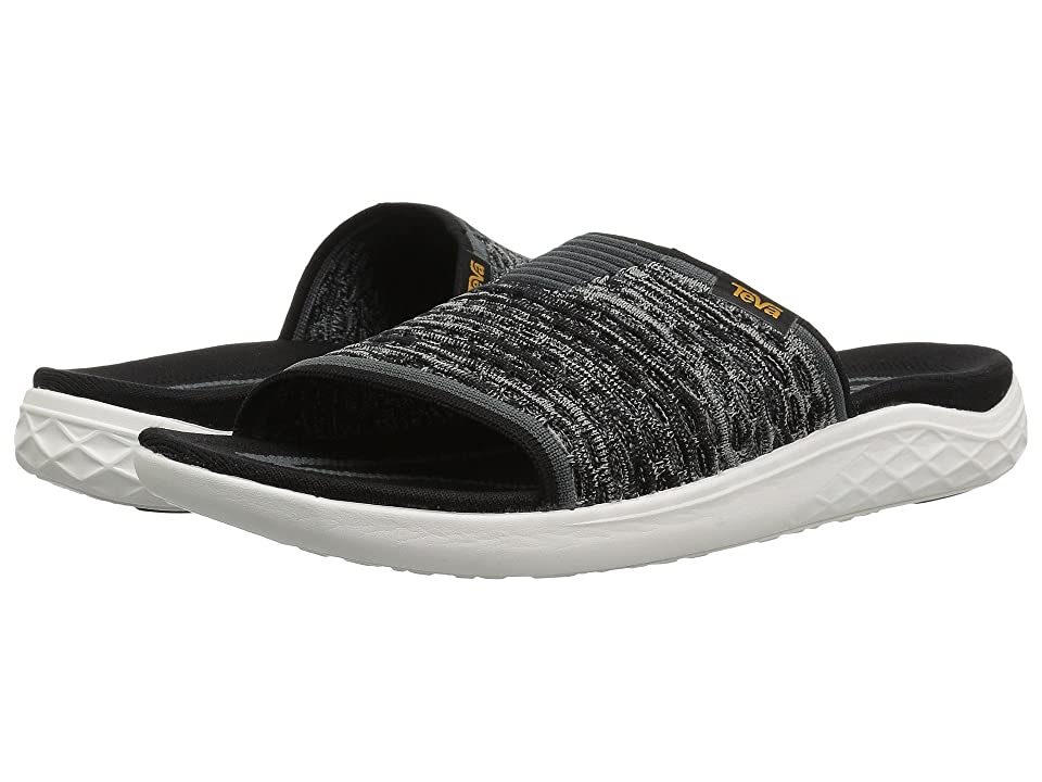 Teva Terra-Float 2 Knit Slide (Black) Men