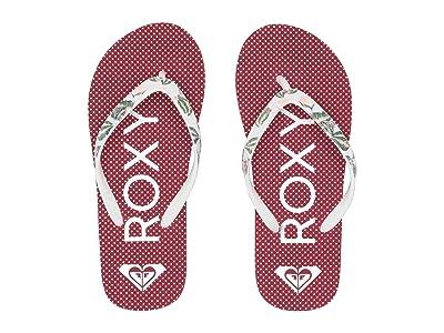Roxy Kids Pebbles VI (Little Kid/Big Kid) (Raspberry) Girls Shoes