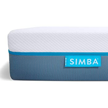 Simba Hybrid Mattress | Which? Best Buy 2020 Mattress | UK Double 135x190x25 cm | Foams + miQro® spring