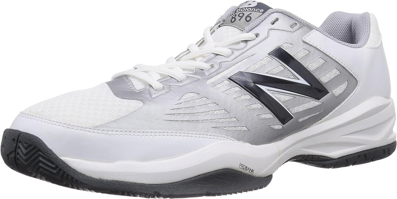 Amazon.com | New Balance Men's MC896 Lightweight Tennis Shoe ...