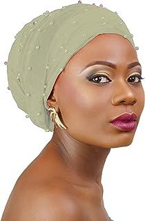 Turban Classic Velvet Turban Head Wear, Chemo Cap