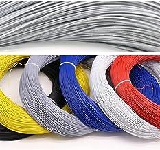 Pangocho JINchao-koperdraad 1 STKS 5M UL1571 32AWG PVC Elektronische Draad, OD 0.6mm, Flexibele Kabel Geïsoleerd Vertind K...
