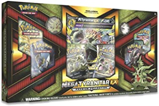 Pokemon TCG Mega Tyranitar-EX Premium Collection Card Game(80296)