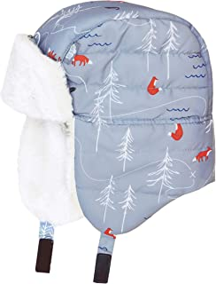 JAN & JUL Toddler Kids Ear-Flap Trapper Winter Hat