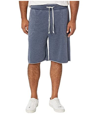 Alternative Big Tall Victory Shorts (Dark Navy) Men