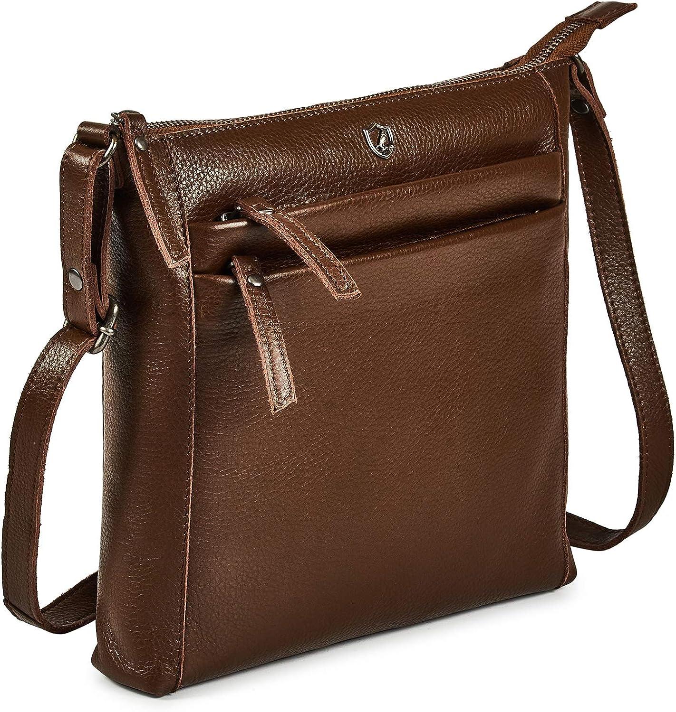COCHOA Small Ranking TOP15 Soft Choice Pebbled Real Handbags Crossbody Leather Women