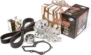 Evergreen TBK194AWP Fits 98-01 Chevrolet Metro Suzuki Swift 1.3L SOHC 16V Timing Belt Kit GMB Water Pump