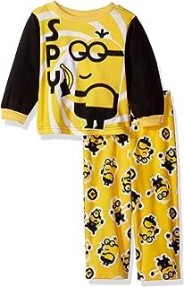 Boys' Minions 2-Piece Fleece Pajama Set