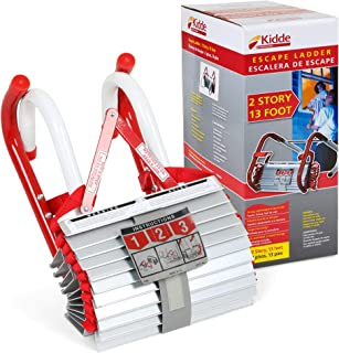 aluminum fire escape ladder